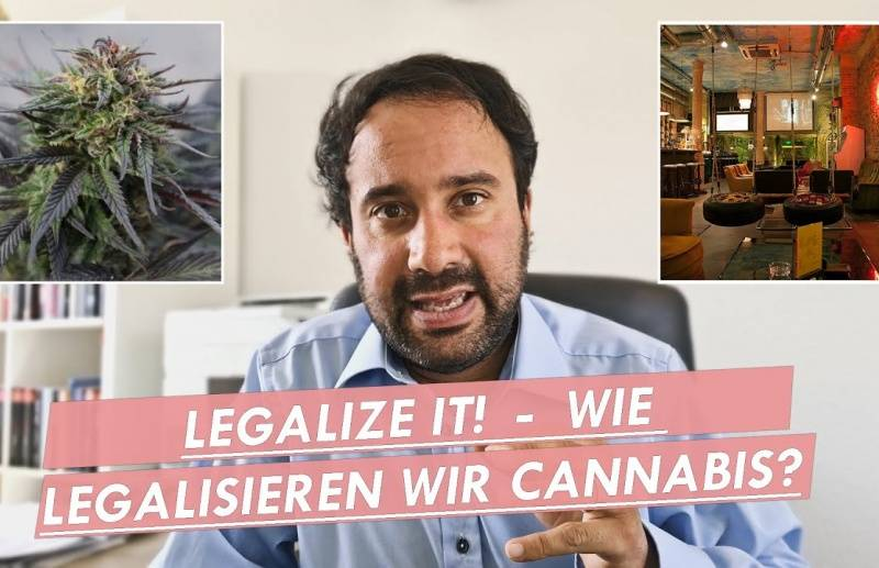 Embedded thumbnail for Legalize It! Wie legalisieren wir Cannabis?
