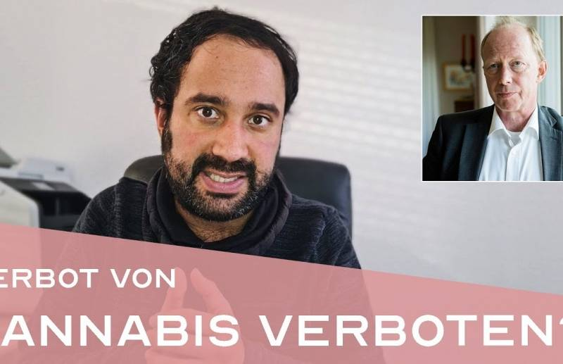 Embedded thumbnail for Ist das Cannabisverbot verboten?